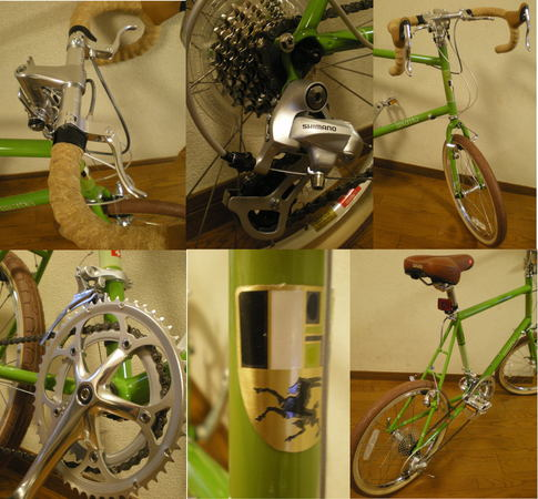ブルーノを探す!Bruno MINI VELO 20 ROAD